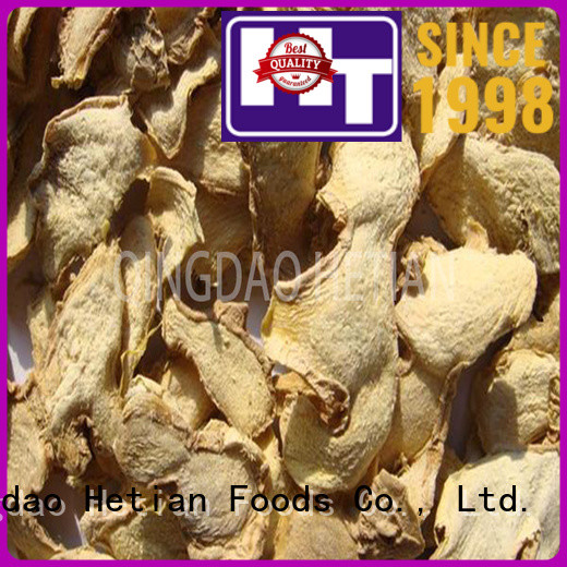 Hetian ginger flakes wholesale for home