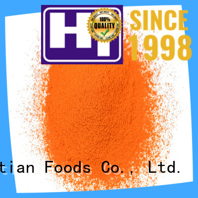 Hetian healthy dried jalapeno powder wholesale for hotel