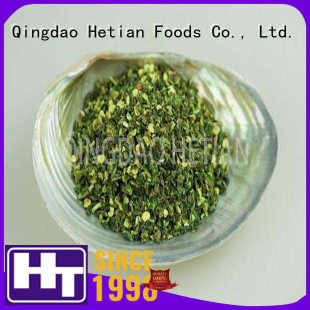 Hetian tasty jalapeno chili powder online for restaurant