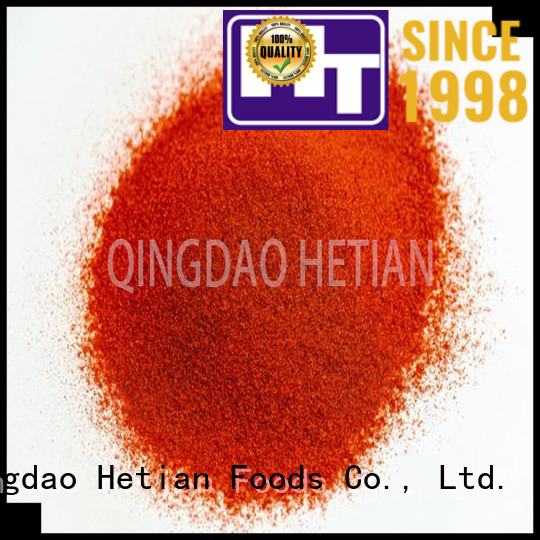 Hetian paprika spices on sale for wedding
