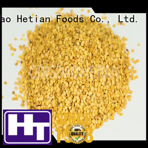 Hetian good quality crushed chilli directly sale for home