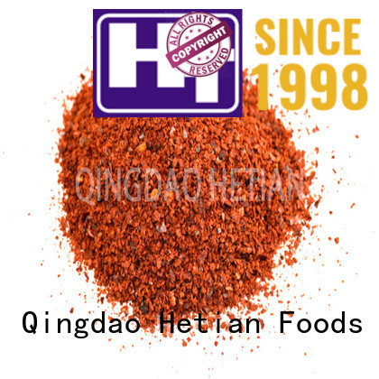 organic paprika flakes promotion for wedding