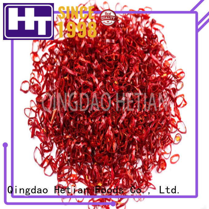 Hetian safe dried peppers supplier for cafe shop