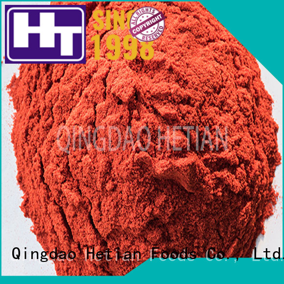 Hetian dried red pepper flakes supplier for home