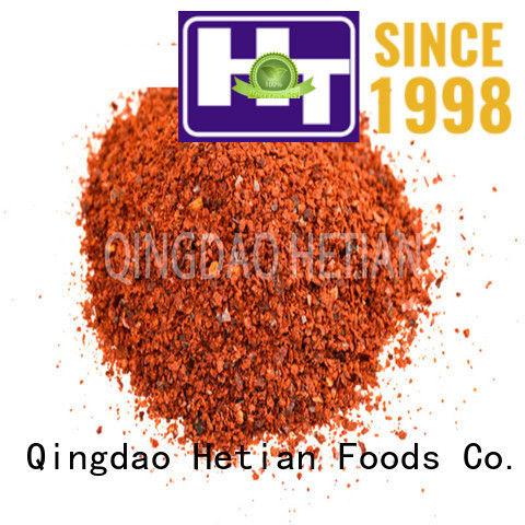 Hetian organic dried paprika promotion for wedding