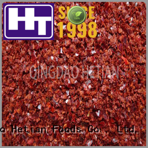 high quality dried paprika from China for wedding
