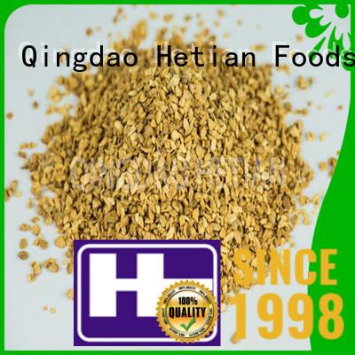 polished ginger granules directly sale for shop Hetian