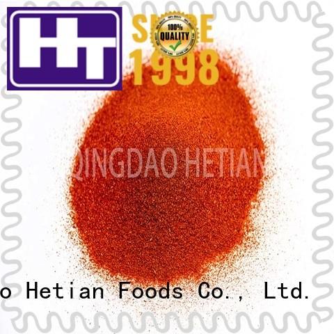 Hetian natural paprika powder on sale for wedding