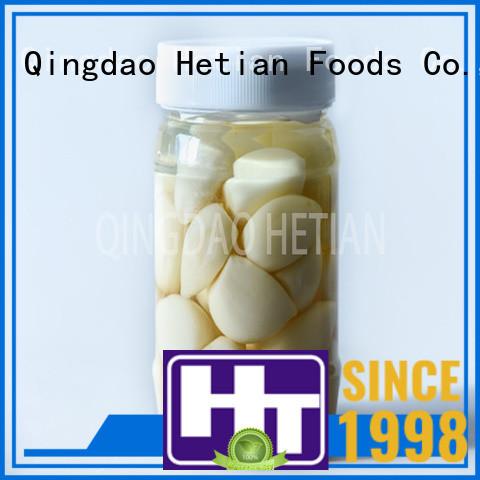 Hetian good quality granulated garlic powder for restaurant
