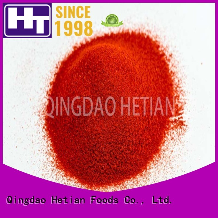 Hetian natural paprika powder powder for food