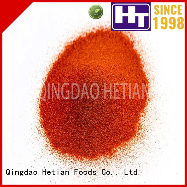 secure dried paprika from China for dining