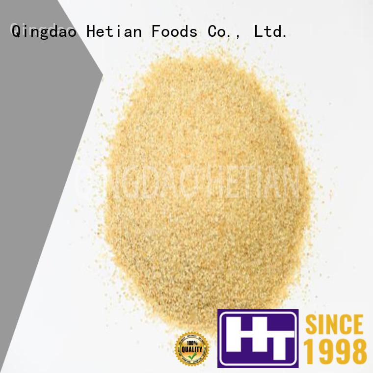 Hetian garlic granules online for restaurant