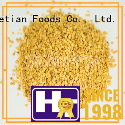 Hetian natural chilli spices recipe 24mm for cafe shop