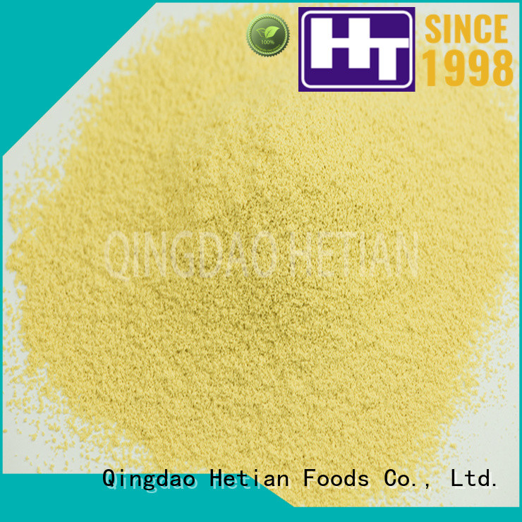 good quality ginger granules supplier for restaurant