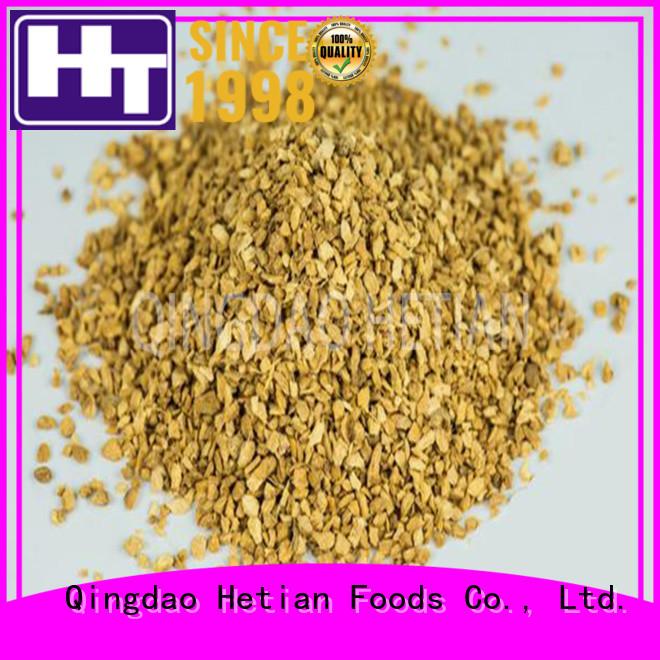 Hetian ginger flakes wholesale for restaurant