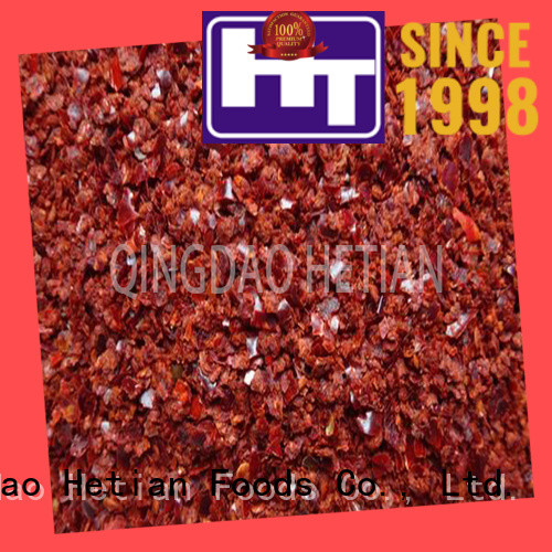 Hetian paprika powder from China for food