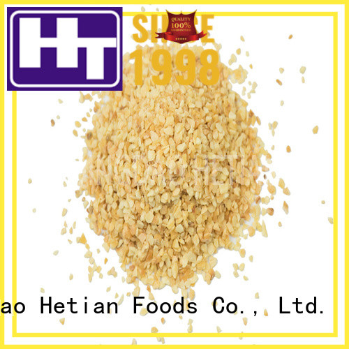Hetian dry garlic powder manufacturer for hotel