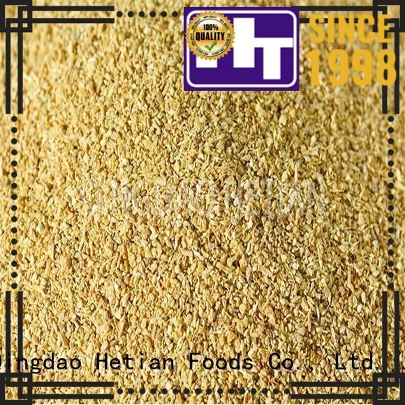healthy ginger granules directly sale for hotel
