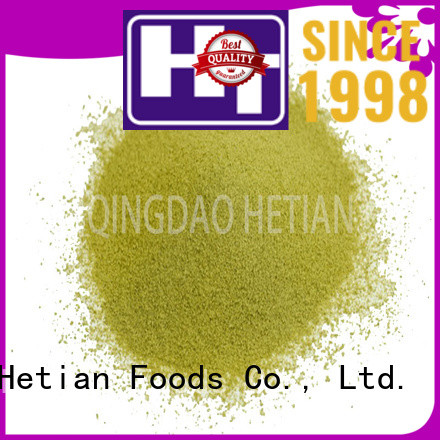Hetian tasty jalapeno flakes wholesale for shop