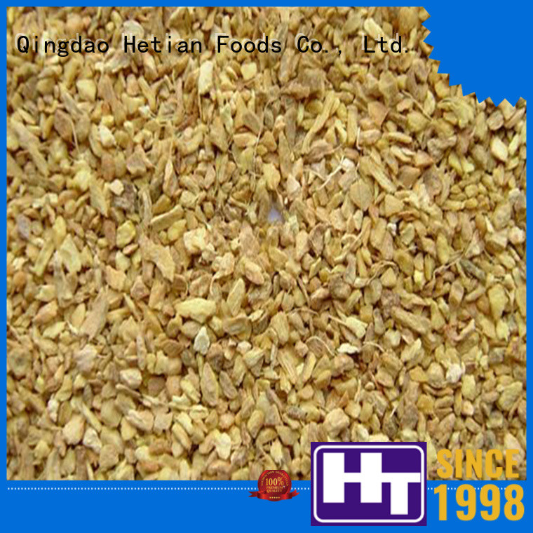 Hetian whole dried ginger root supplier for restaurant