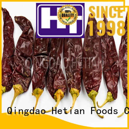 Hetian dried paprika on sale for dining