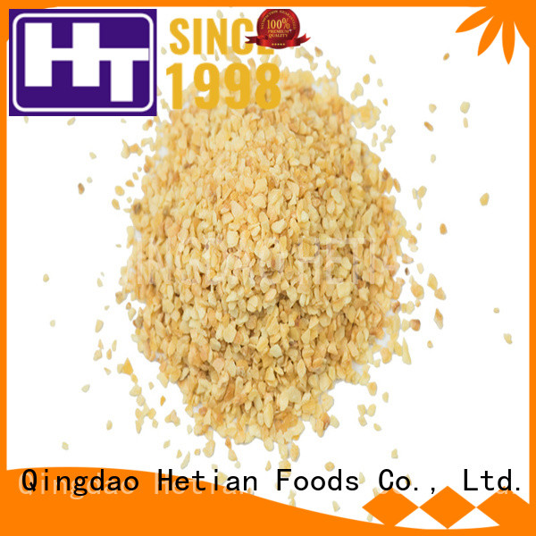Hetian dry garlic powder manufacturer for home