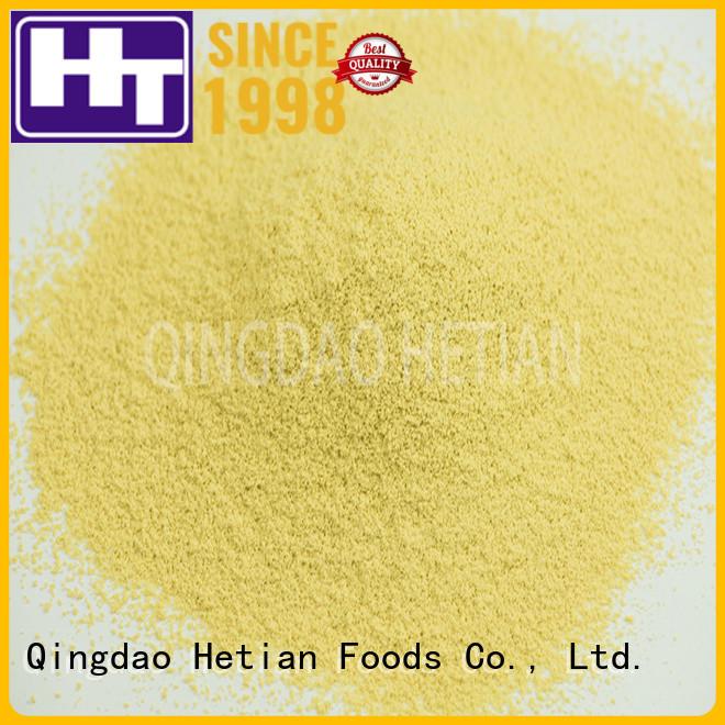 Hetian dry ginger powder manufacturer for restaurant