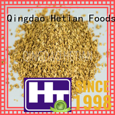 Hetian good quality ginger powder manufacturer for restaurant