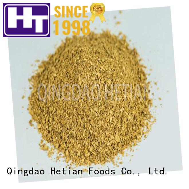 Hetian ginger dry ginger powder supplier for hotel
