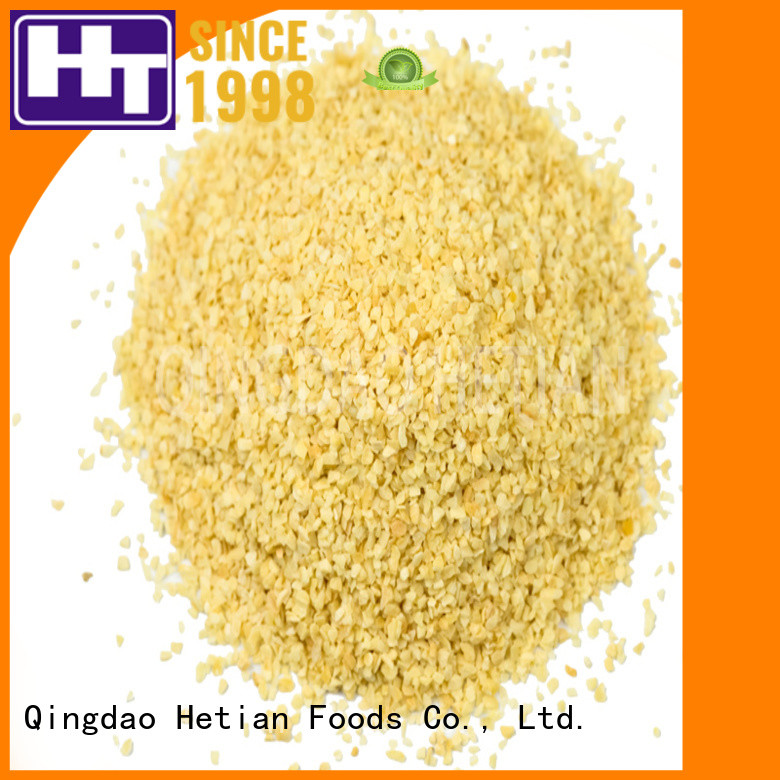 Hetian dried garlic manufacturer for hotel