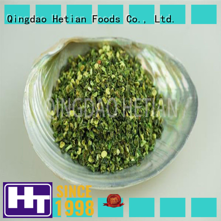 Hetian organic jalapeno pepper flakes factory price for shop