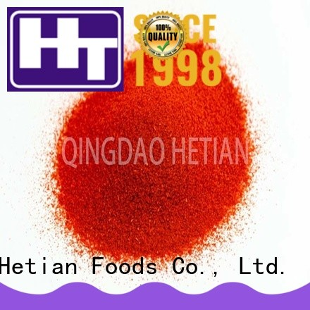 high quality crushed paprika from China for wedding