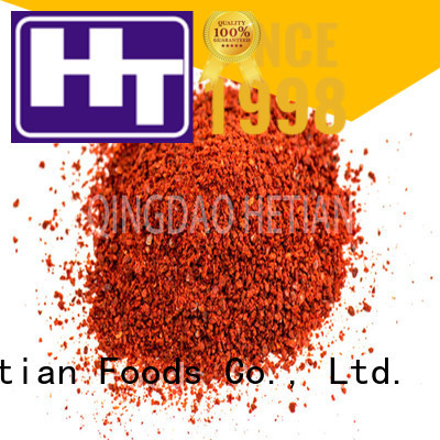 Hetian high quality paprika powder on sale for party