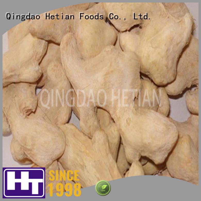 Hetian ginger flakes manufacturer for restaurant