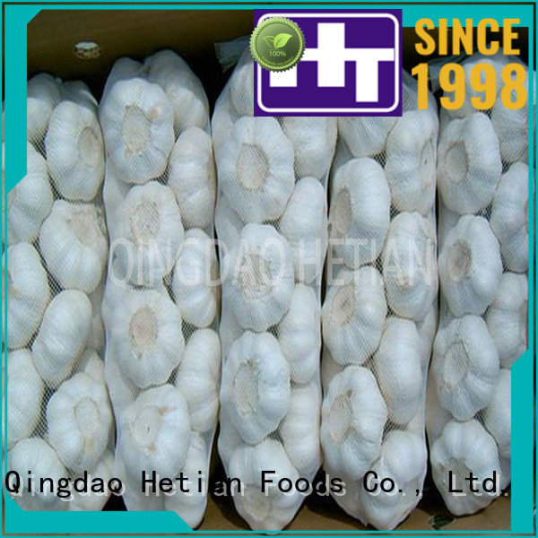 Hetian healthy dried garlic manufacturer for hotel