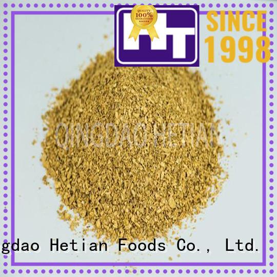 Hetian good quality ginger granules manufacturer for home