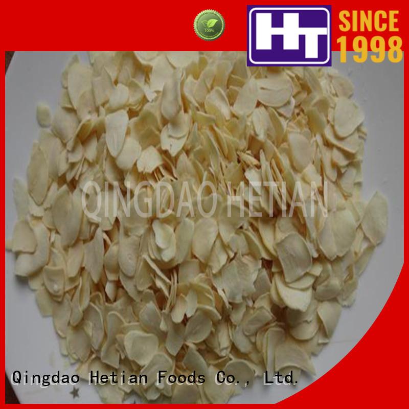 Hetian 40mesh granulated garlic online for shop