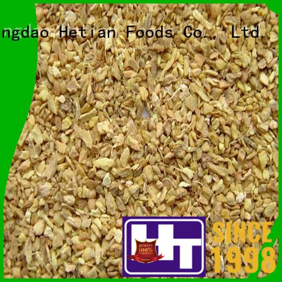 Hetian tasty ginger powder kibbled for shop