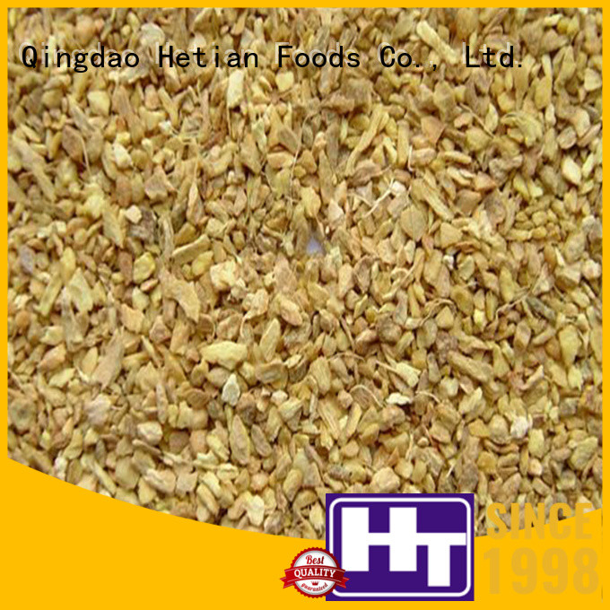 healthy ginger flakes wholesale for hotel