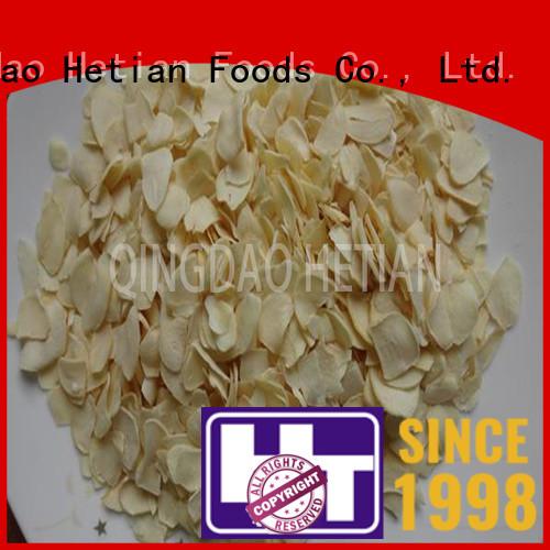 Hetian natural dry garlic powder from China for hotel