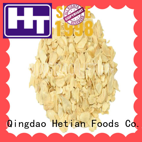 1016mesh dried garlic flakes 40mesh for shop Hetian
