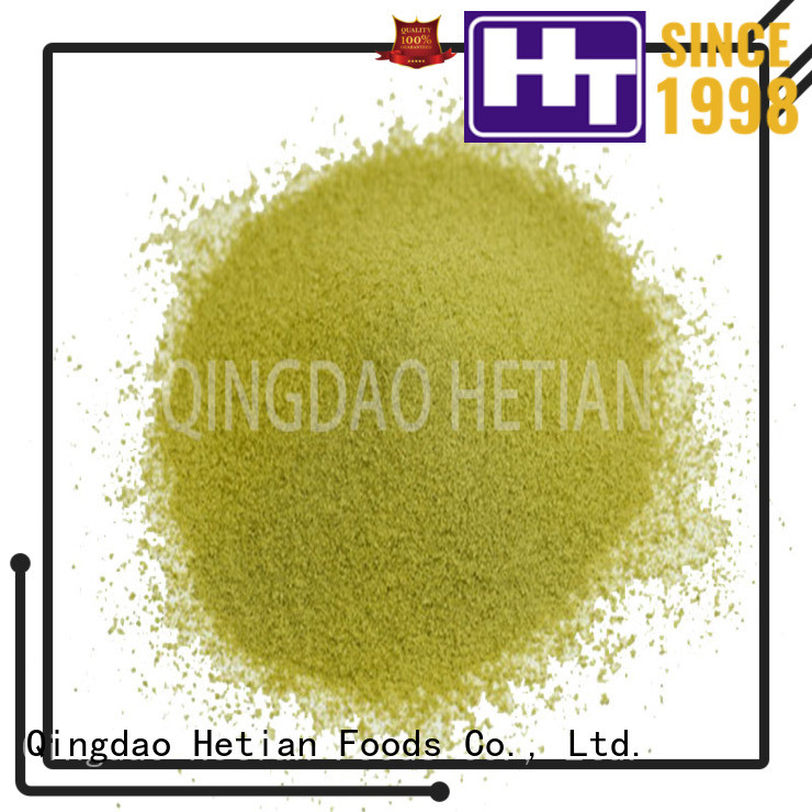 Hetian healthy jalapeno pepper powder factory price for hotel