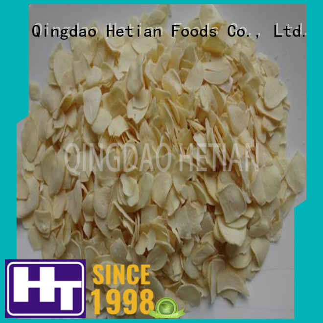 Hetian healthy granulated garlic manufacturer for shop