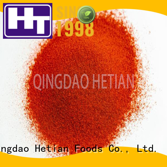 Hetian paprika flakes from China for food