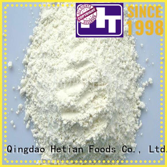 Hetian natural garlic flakes manufacturer for restaurant