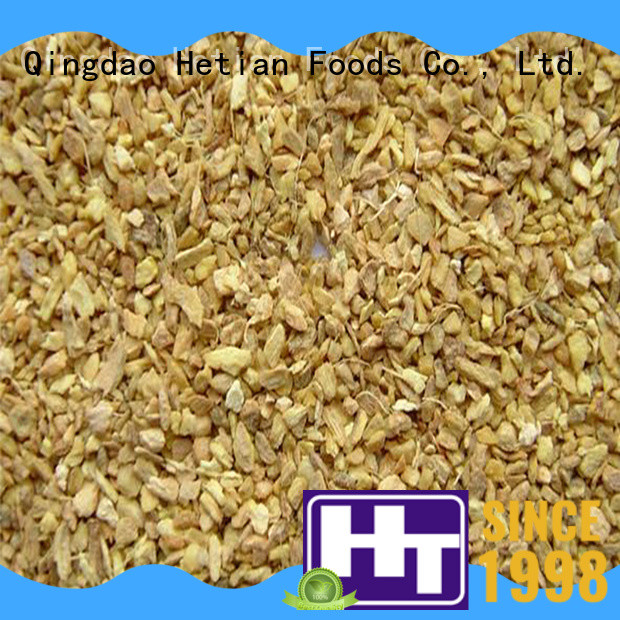 Hetian healthy ginger granules wholesale for shop
