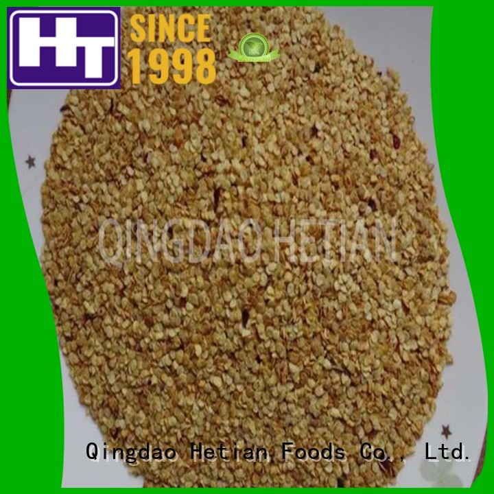 Hetian dried paprika promotion for food