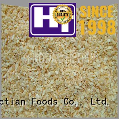 Hetian garlic powder manufacturer for hotel