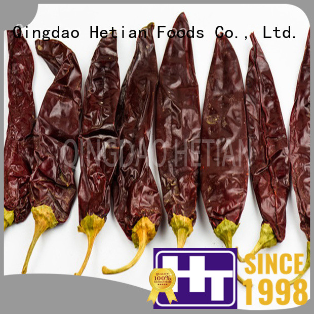 Hetian high quality paprika spices on sale for dining