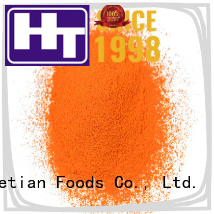 Hetian delicious red jalapeno flakes powder for home